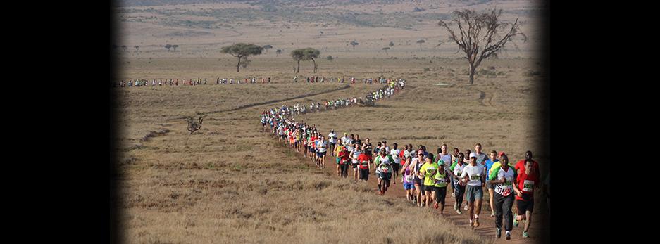 Safaricom Marathon Beneficiary