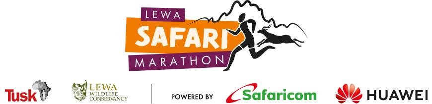 Lewa Safari Marathon – Kenya Logo