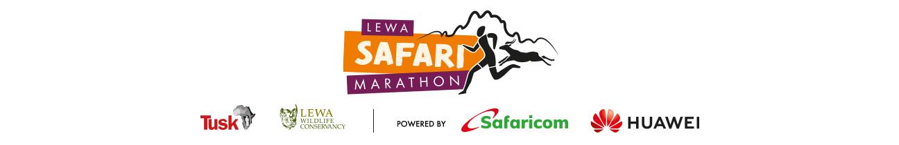 Virtual Lewa Safari Marathon 2020 – Kenya Logo