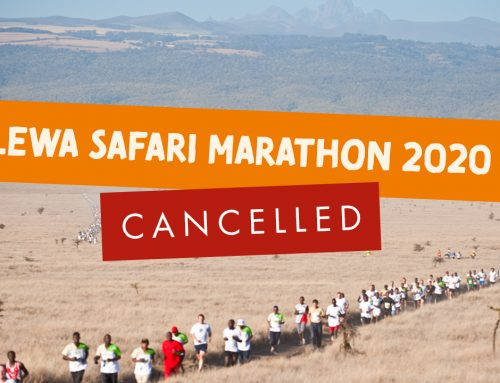 Lewa Safari Marathon 2020 Cancelled