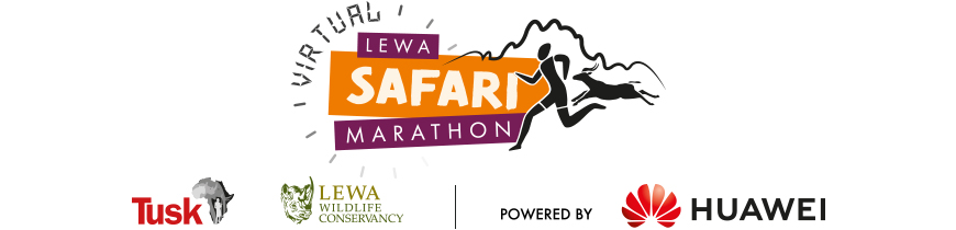 Virtual Lewa Safari Marathon 2020 – Kenya Logo